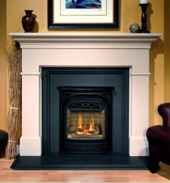 Best Gas Fires Fireplaces Images On Pinterest Gas Fires