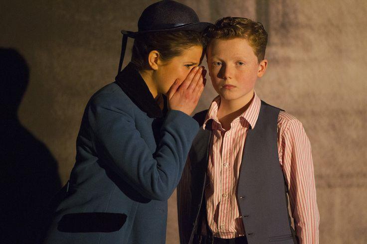 The Turn of the Screw - Flora (Lucia Vernon), Thomas Copeland (Miles) - #TurnOfTheScrew