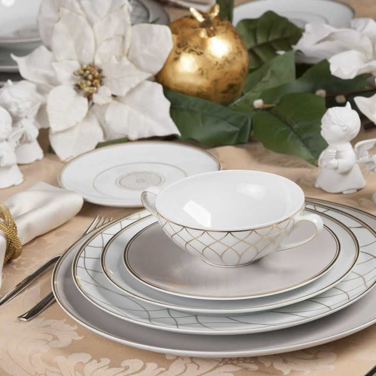 Tableware TERRACE – Home Stylist: Yolanda Noivo/Noir et Chocolat