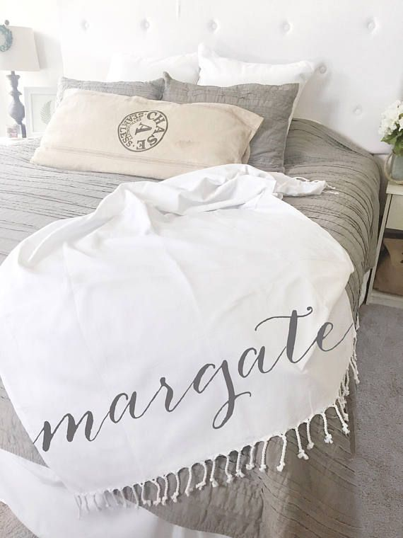 The 25 best margate nj ideas on pinterest margate city nj new cape may nj cotton throw text can be personalized perfect for a thoughtful baby shower gift wedding gift or house warming gift negle Gallery