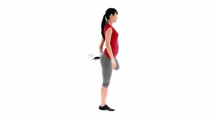 Agachamento equilibrado : Glúteos, Quadríceps, Abdominais - MSN Saúde e Bem-estar