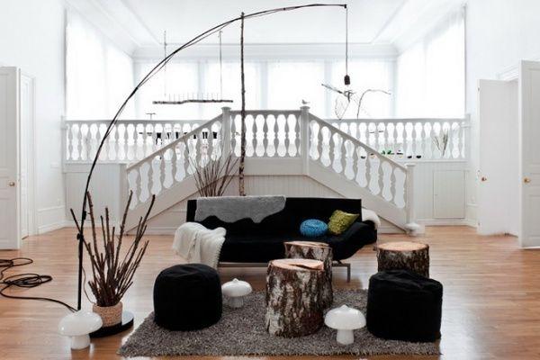 Интерьер квартиры шведского фотографа Иды Линдхэг (Idah Lindhag), которая фотографирует для большого количества шведских журналов по дизайну интерьера. У нее красивое портфолио и не менее красивая квартира, обставленная в духе минималистских скандинавских интерьеров.