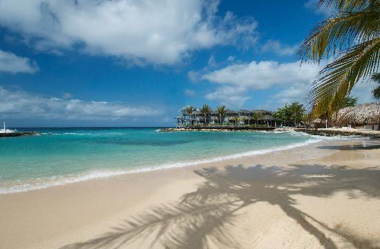 Beaches in Curacao