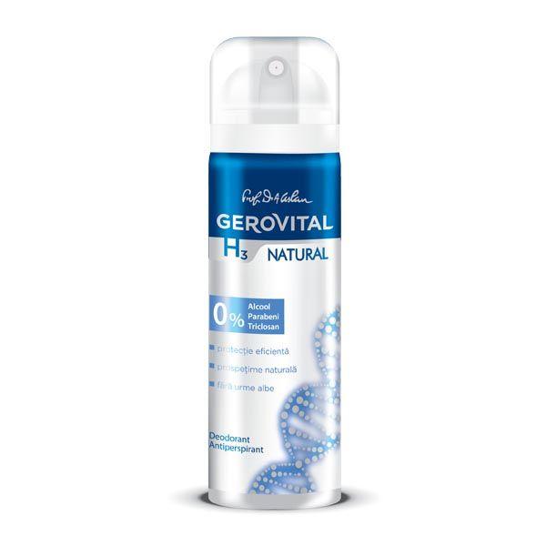 Incearca produsele din gama Gerovital H3 Classic:http://www.farmec.ro/produse/criterii-258-gerovital-h3-classic/1.html