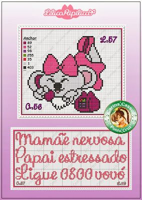 Magic dots: Graphics and Babs Ripilica Tigor T.Tigre                                                                                                                                                                                 Mais