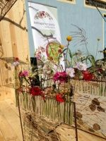 Zabójczo piękne -Prestige Flower Night, pokaz w Hurtowni Prestige. Autor Magdalena Birula Białynicka, fot. Kwitnące Horyzonty