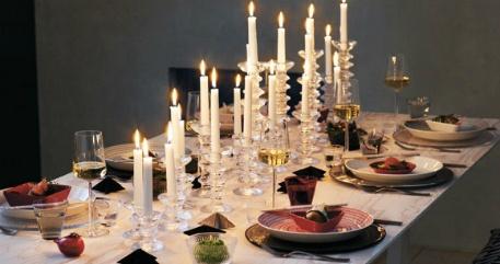 Iittala Christmas Table