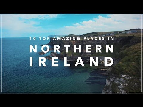 Superb drone footage highlights amazing places to visit in Northern Ireland - IrishCentral.com
