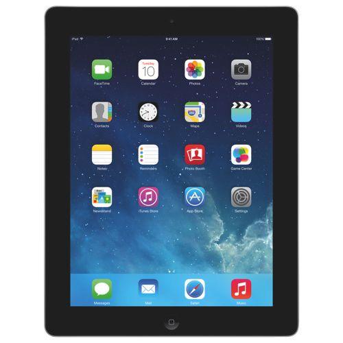Apple iPad with Retina Display (4th Generation) 16GB - Wi-Fi - Black
