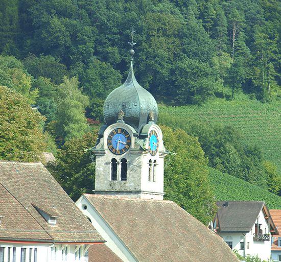 Vagacosmos, Suiza, reloj2