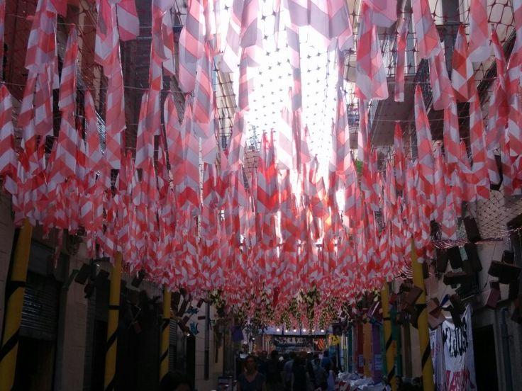Fiestad de Gracìa 2015