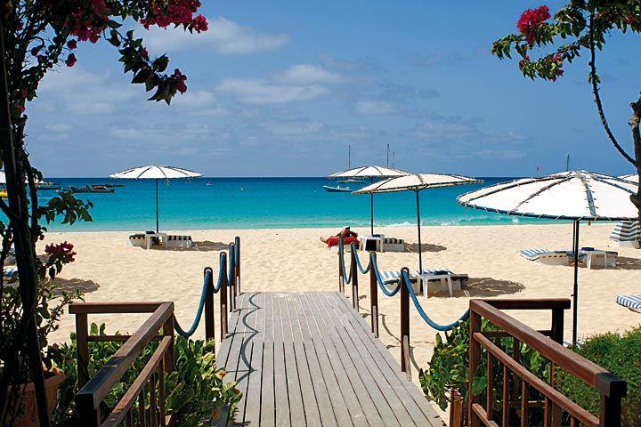 Hotel Morabeza, Cape Verde #capeverde #travel #africa www.gotrippa.net
