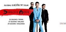Image result for depeche mode tour 2017