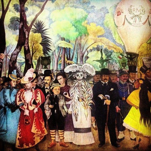 Museo Mural de Diego Rivera