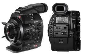 Canon EOS C300 Cinema Camera Body