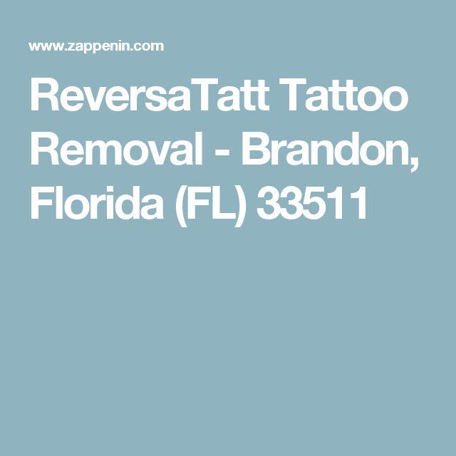ReversaTatt Tattoo Removal - Brandon, Florida (FL) 33511