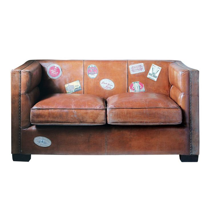 Ledersofa  Die besten 25+ Distressed leather sofa Ideen auf Pinterest ...