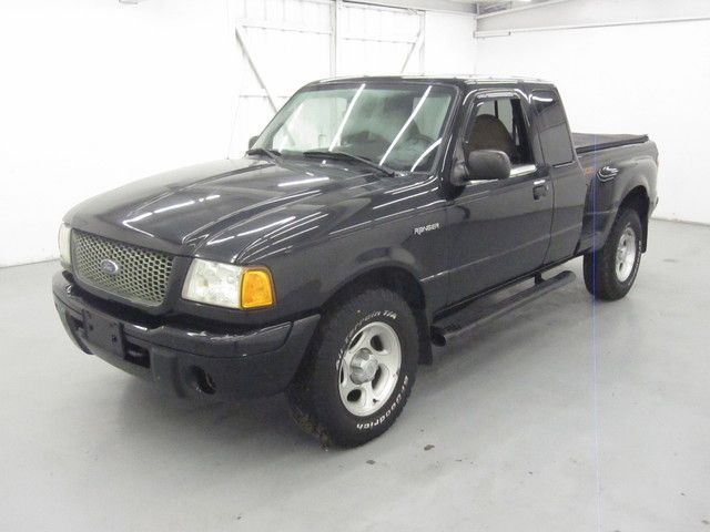 DISCOUNT AUTO ONLINE WOULD LIKE TO WISH EVERYONE A VERY HAPPY NEW YEAR! Need a new work truck for your company? Starting your new company in 2016? This Black 2001 Ford Ranger Edge Work Truck is the PERFECT work truck. VERY Low miles @ an AMAZING price! CALL ADRIANA 832-779-1088