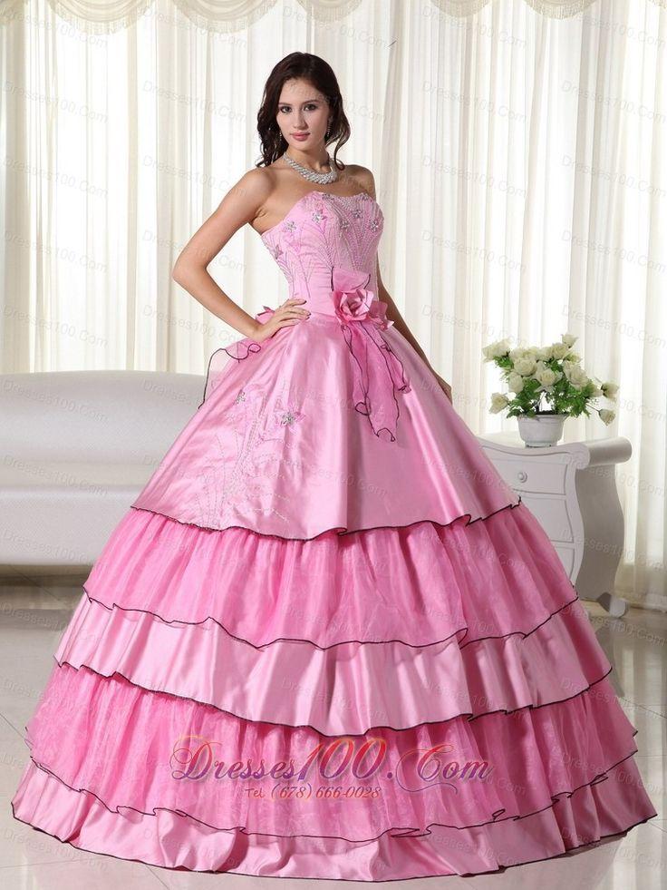 light pink quinceanera dress in harrisonburg high quality