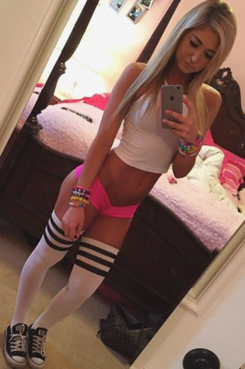 sexy-teens-with-long-socks-nude-mirror-shots-blonde-wife-naked