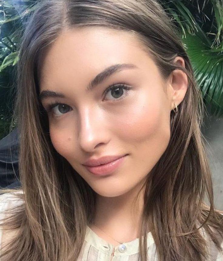 Pinterest: DEBORAHPRAHA ♥️ natural makeup look