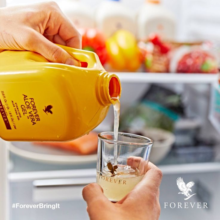 Our Forever Aloe Vera Gel® is as close to the real thing as you can get. A product of our patented aloe stabilization process, our gel is favored by those looking to maintain a healthy digestive system and a natural energy level.