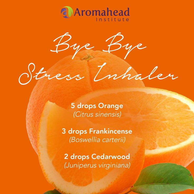 "Have you ever wondered why Orange is great for stress relief? Aromahead's ""Orange Spotlight Webinar"" is a an opportunity to study this brilliant oil more deeply and to learn about it from multiple angles!!  One of the things you learn is why Orange is great for stress relief!"
