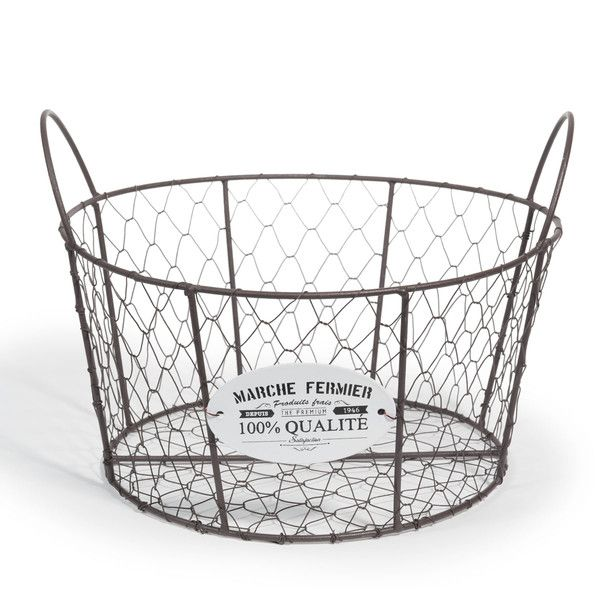 Farmer's market mesh basket