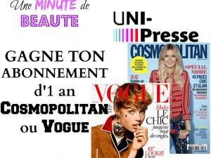 Concours Uni-Presse : gagne ton abonnement magazine préféré • Hellocoton.fr