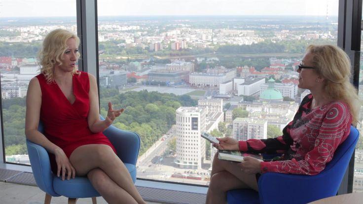 Patrycja Piekutowska w rozmowie z Marzeną Mróz