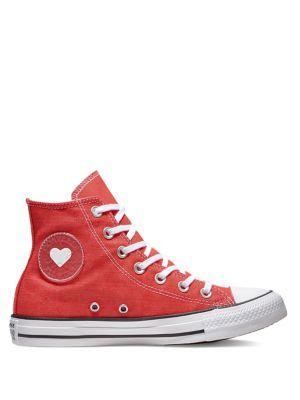 fb2771018d5 Converse Sucker For Love Chuck Taylor All Star Denim High-Top Sneakers