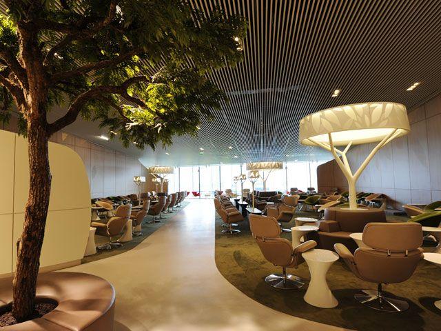 Les lounges d'aéroports les plus luxueux - Des lounges de luxe à Paris, Doha et Abu Dhabi