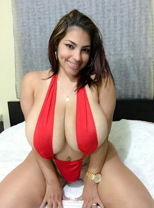 Beautiful nude huge breast