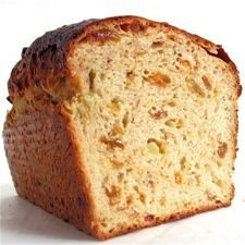 Fruited Sourdough Sandwich Bread: This soft sourdough loaf is studded with sweet raisins and tangy apple pieces. We like it served simply toasted with melting butter; or as a grilled cheese sandwich with apples and arugula. (KAF Website)