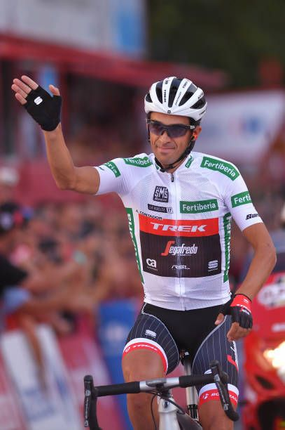 72nd Tour of Spain 2017 / Stage 21  Alberto CONTADOR White Combined Jersey /  Arroyomolinos Madrid / La Vuelta /