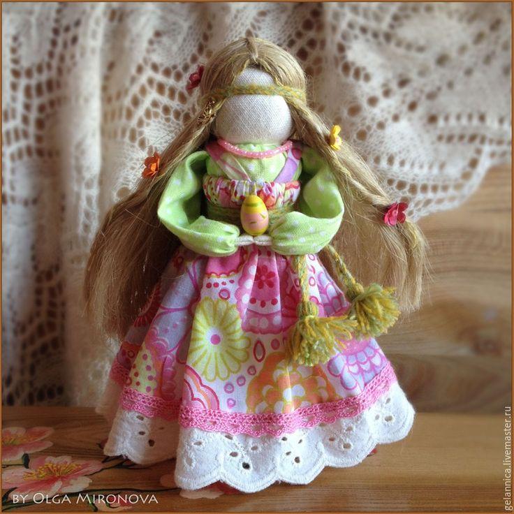 Мастер-класс по созданию куколки Радуницы - Ярмарка Мастеров - ручная работа, handmade