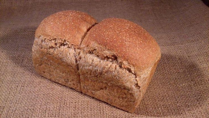 全粒粉100%食パン