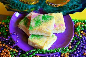 King Cake bars for Mardi Gras - CSMonitor.com