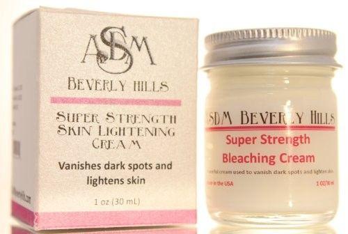 ASDM Beverly Hills Super Strength Skin Bleaching Cream