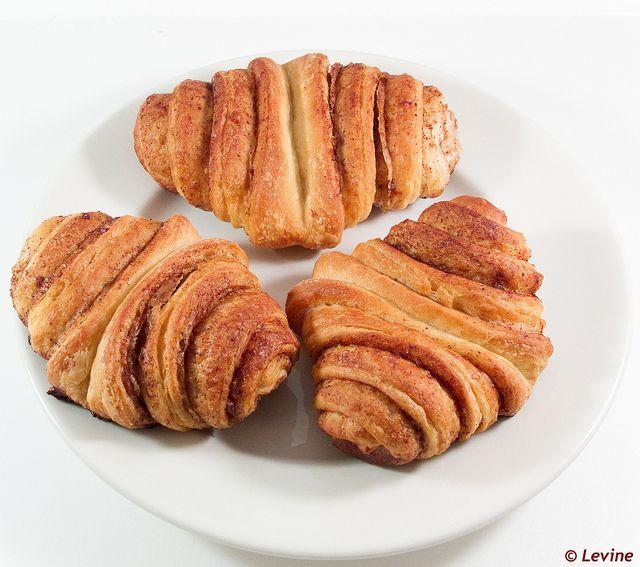 Franse kaneelbroodjes, nederlands recept