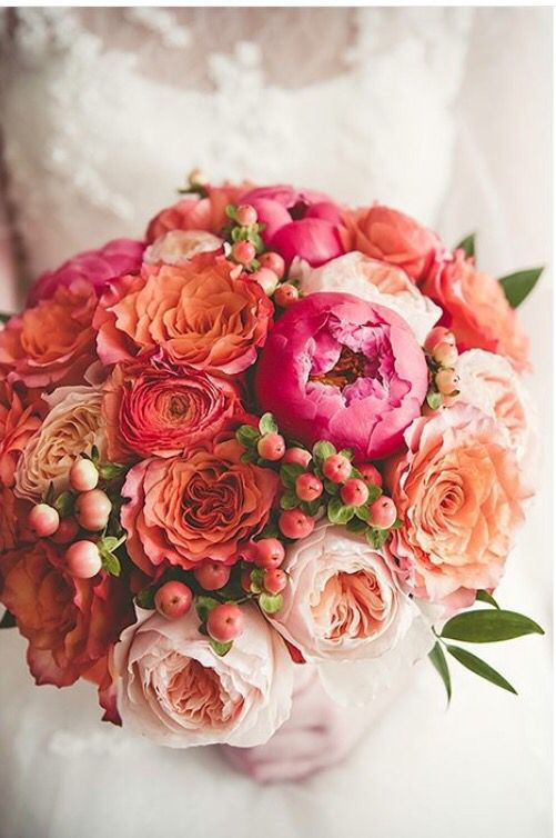 Red Garden Rose Bouquet 24 best peony bouquets images on pinterest | peonies bouquet