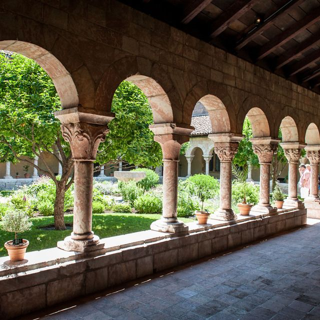 The Cloisters Museum & Gardens, #NYC