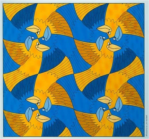 33 best Tessellation/Escher - ArtEd. images on Pinterest | Art ...