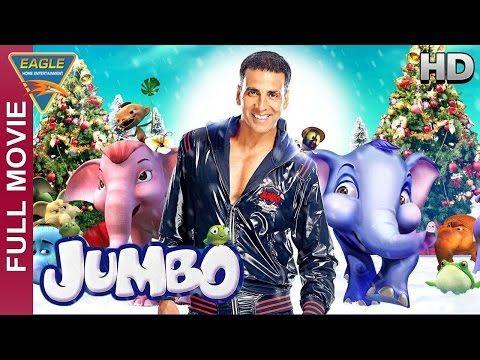 Jumbo   Full Movie   Akshay Kumar, Lara Dutta - (More info on: http://LIFEWAYSVILLAGE.COM/movie/jumbo-full-movie-akshay-kumar-lara-dutta/)