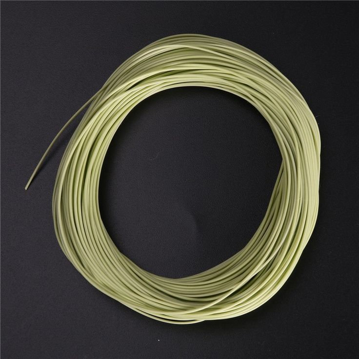DT3F DOUBLE TAPER FLOATING Fishing Line 100FT 3WT Fly Line Fish Line