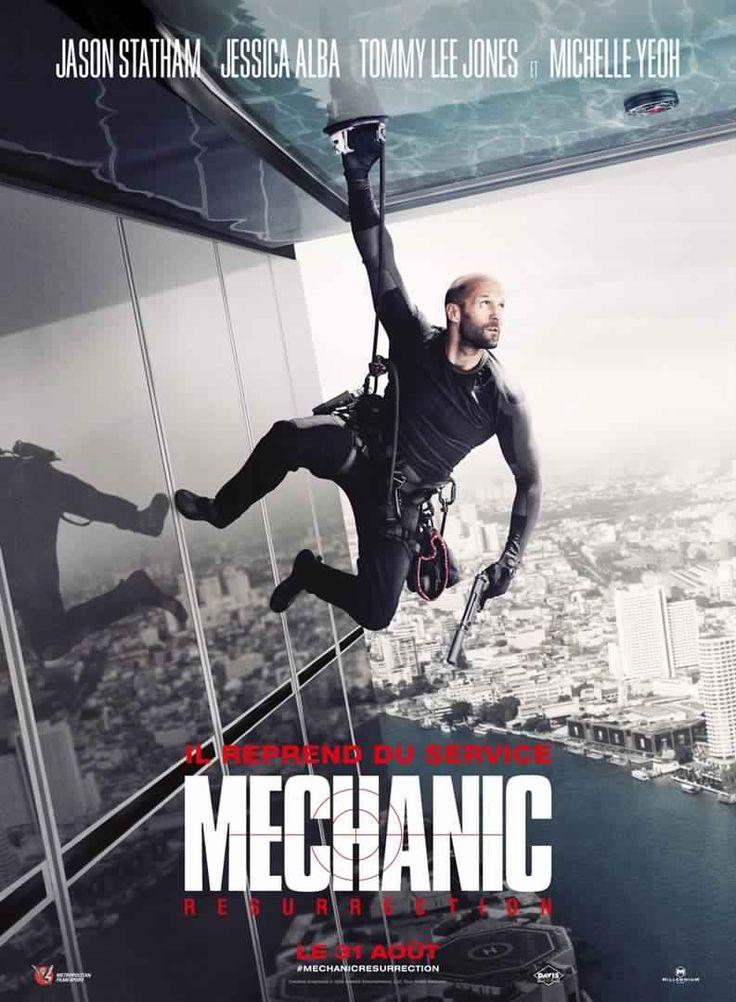 Mechanic Résurrection (Le Flingueur 2) Streaming VF HD, Mechanic Résurrection Film Complet en Streaming Gratuit VOSTFR & VO HD 1080p