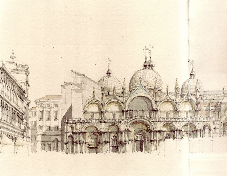 Best Architectural Drawing Images On Pinterest Drawings