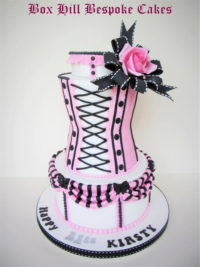 Ooh La La Cake by Noreen@ Box Hill Bespoke Cakes