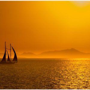 Sea Ship Sunset Wallpaper | sea ship sunset wallpaper 1080p, sea ship sunset wallpaper desktop, sea ship sunset wallpaper hd, sea ship sunset wallpaper iphone