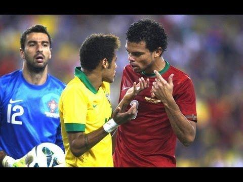 Brasil vs Portugal 3-1 All Goals Full Highlights International Friendly ...